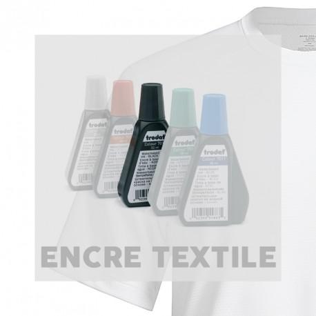 Encre pour textile/vêtement (50 ml)