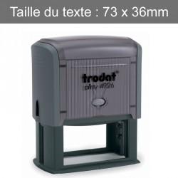 Tampon Trodat 4926