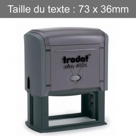 Tampon Encreur Trodat 4926
