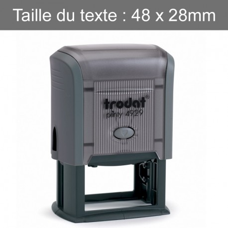Tampon Encreur Trodat 4929