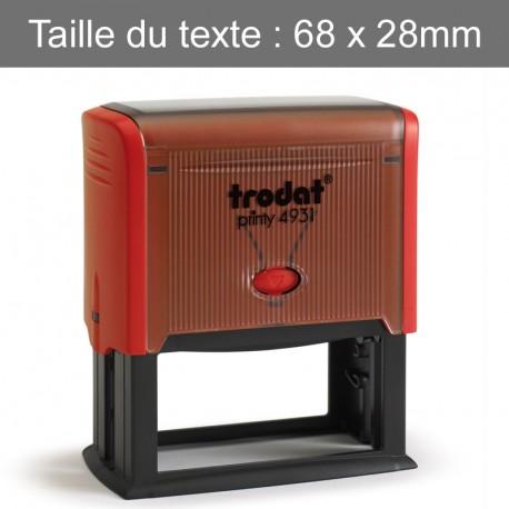 Tampon Encreur Trodat 4931
