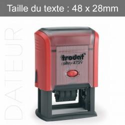 Tampon Encreur Trodat 4729