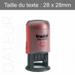 Tampon dateur Trodat 46130