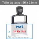 Tampon dateur Trodat Professional 5460L2