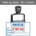 Tampon dateur Trodat Professional 5460L20