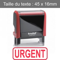 """Tampon XPrint """"urgent"""""""