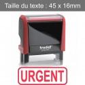 """Tampon Trodat XPrint 4912 """"urgent"""""""