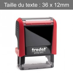 Tampon Trodat 4911