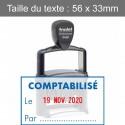 Tampon dateur Trodat Professional 5460L7