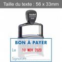 Tampon dateur Trodat Professional 5460L19