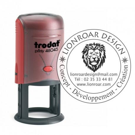 Tampon Rond Trodat 46045