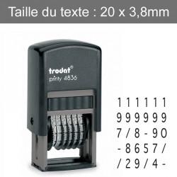 Numéroteur Trodat 4836