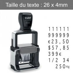 Numéroteur Trodat 5546