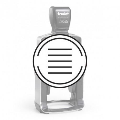 Tampon encreur Trodat 52045-C
