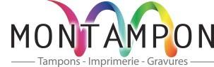 Montampon.fr - Tampon encreur