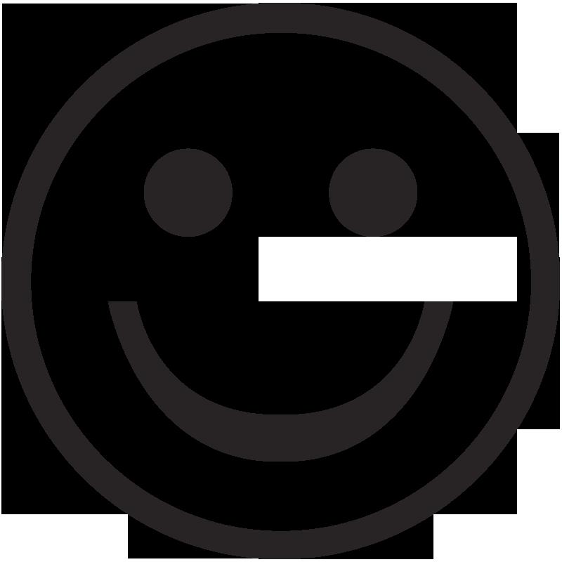 """Résultat de recherche d'images pour """"smiley noir blanc"""""""