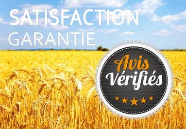 Satisfaction Garantie par Avis Vérifiés